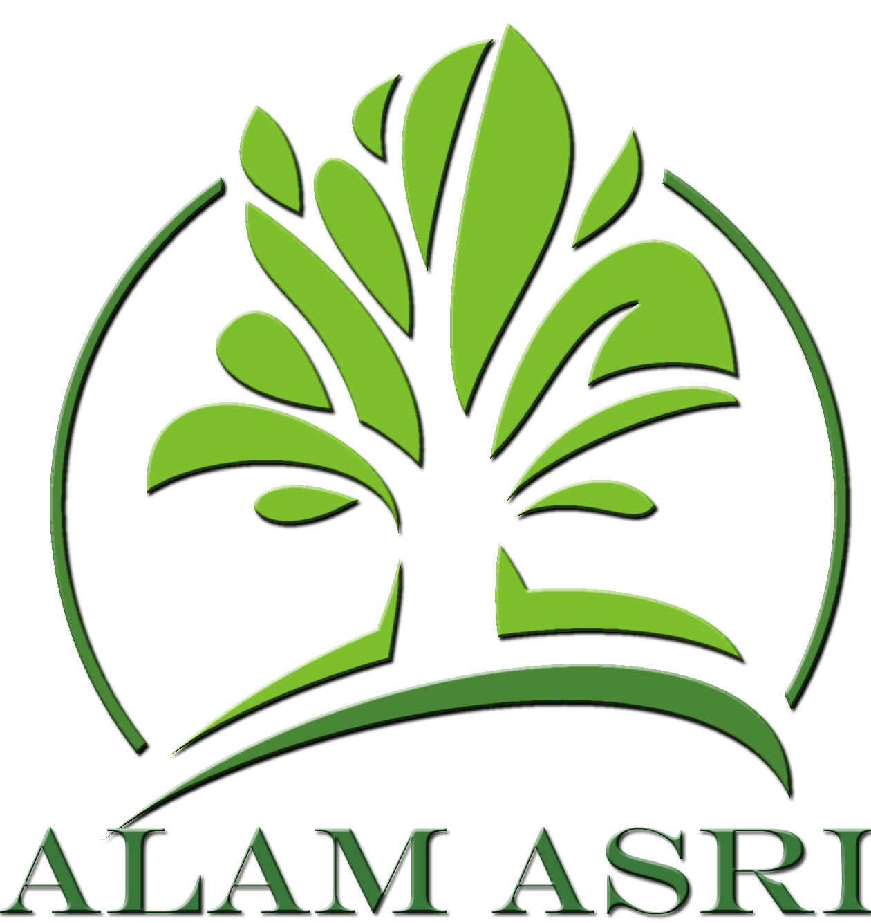 Alam Asri Logo 12