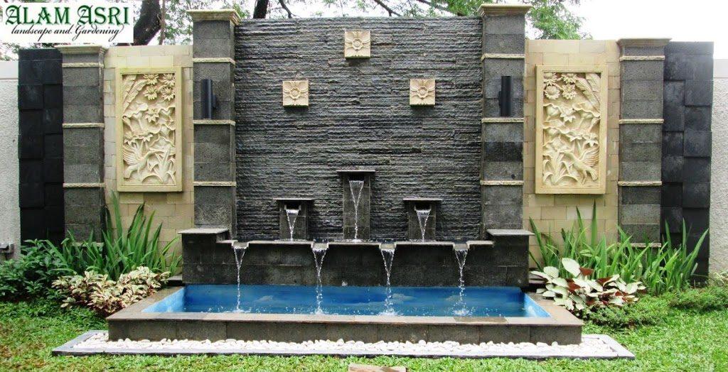 Pembuatan kolam minimalis jakarta