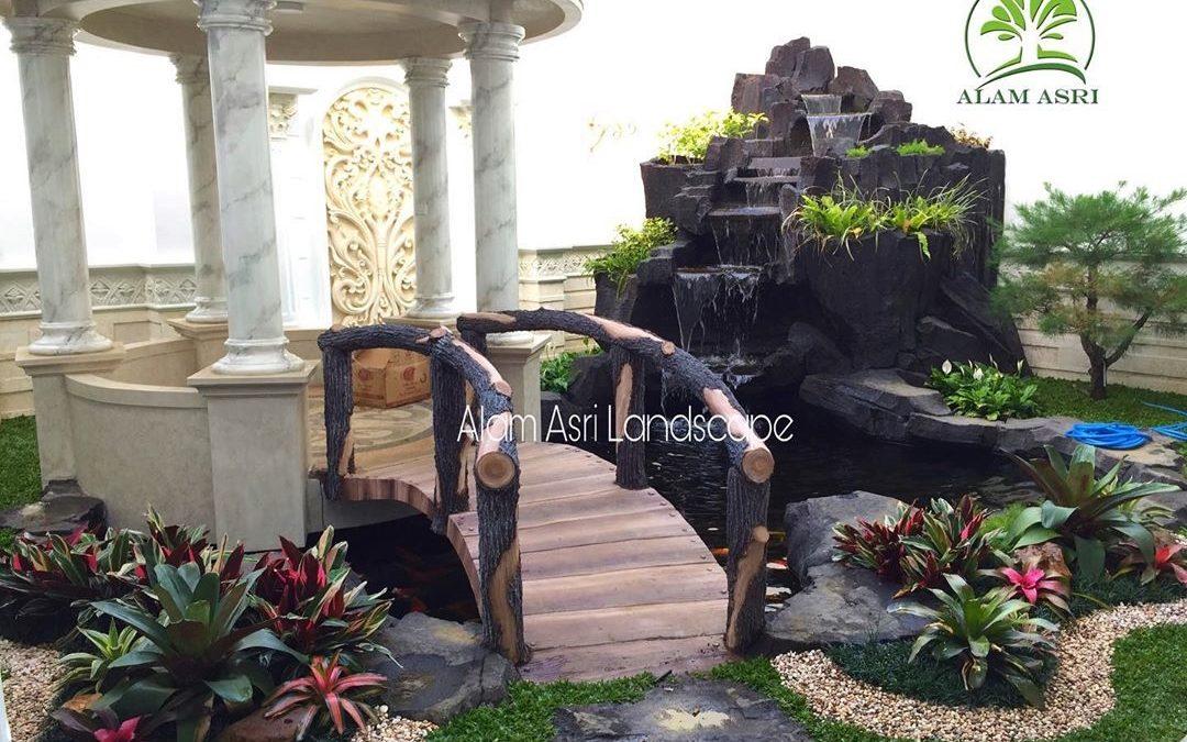 Taman relief tebing jakarta